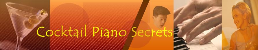 Cocktail Piano Secrets