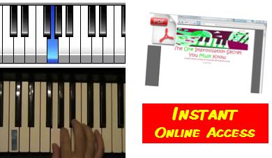 Piano Improvisation - Learn To Improvise