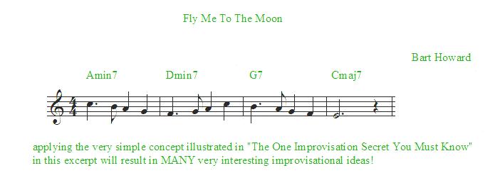 Piano Improvisation : Piano Fills