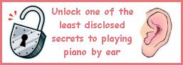 Play Piano By Ear | Gospel