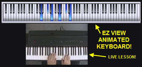 Piano Chords 101 Lesson Image